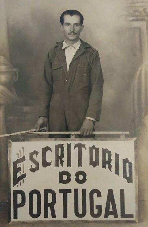 Pioneiro: Theophilo Luiz Aggio