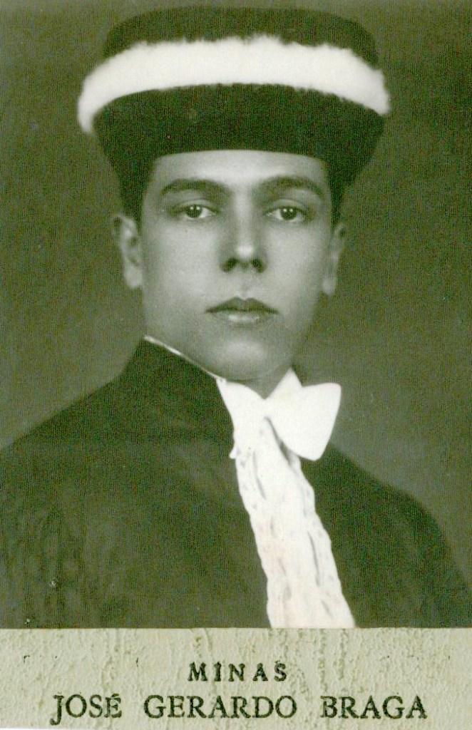 Pioneiro: José Gerardo Braga
