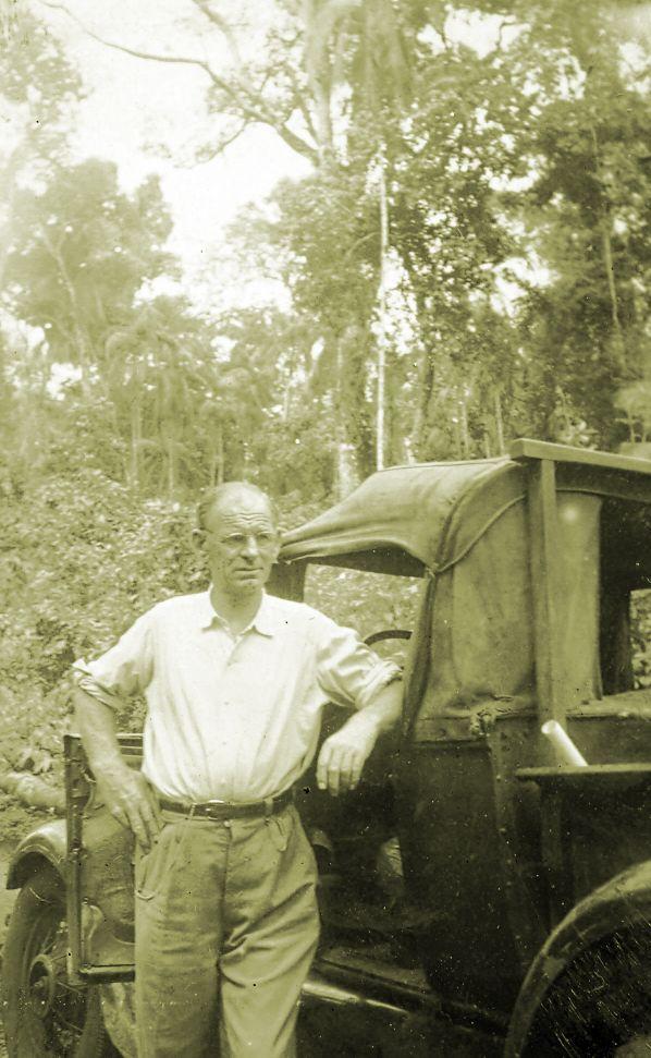 Pioneiro: Geoffrey Wilde Diment