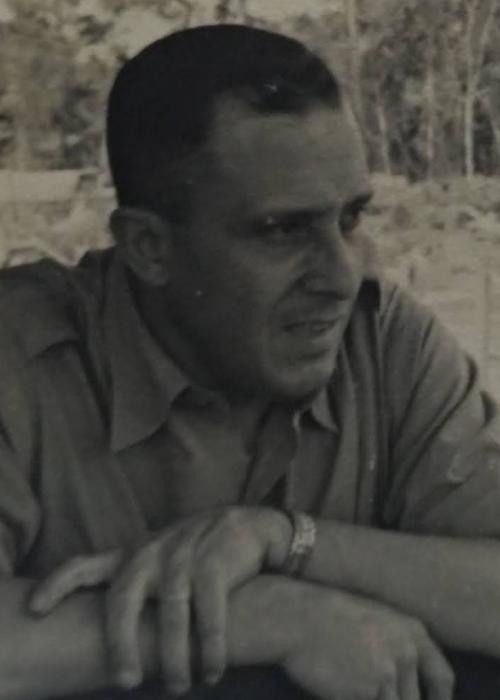 Pioneiro: Hermann Moraes Barros