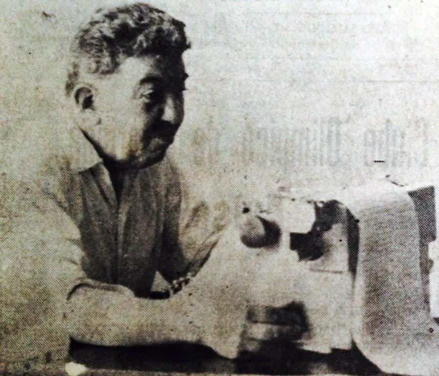 Pioneiro: Hilário Correia