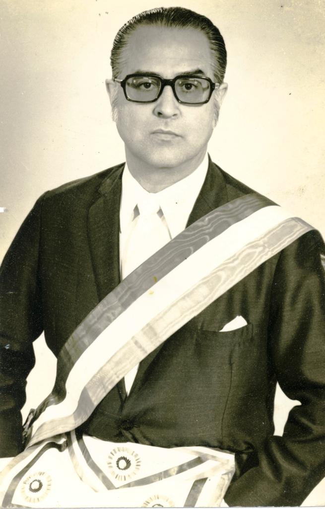 Pioneiro: Frederico Chalbaud Biscaia