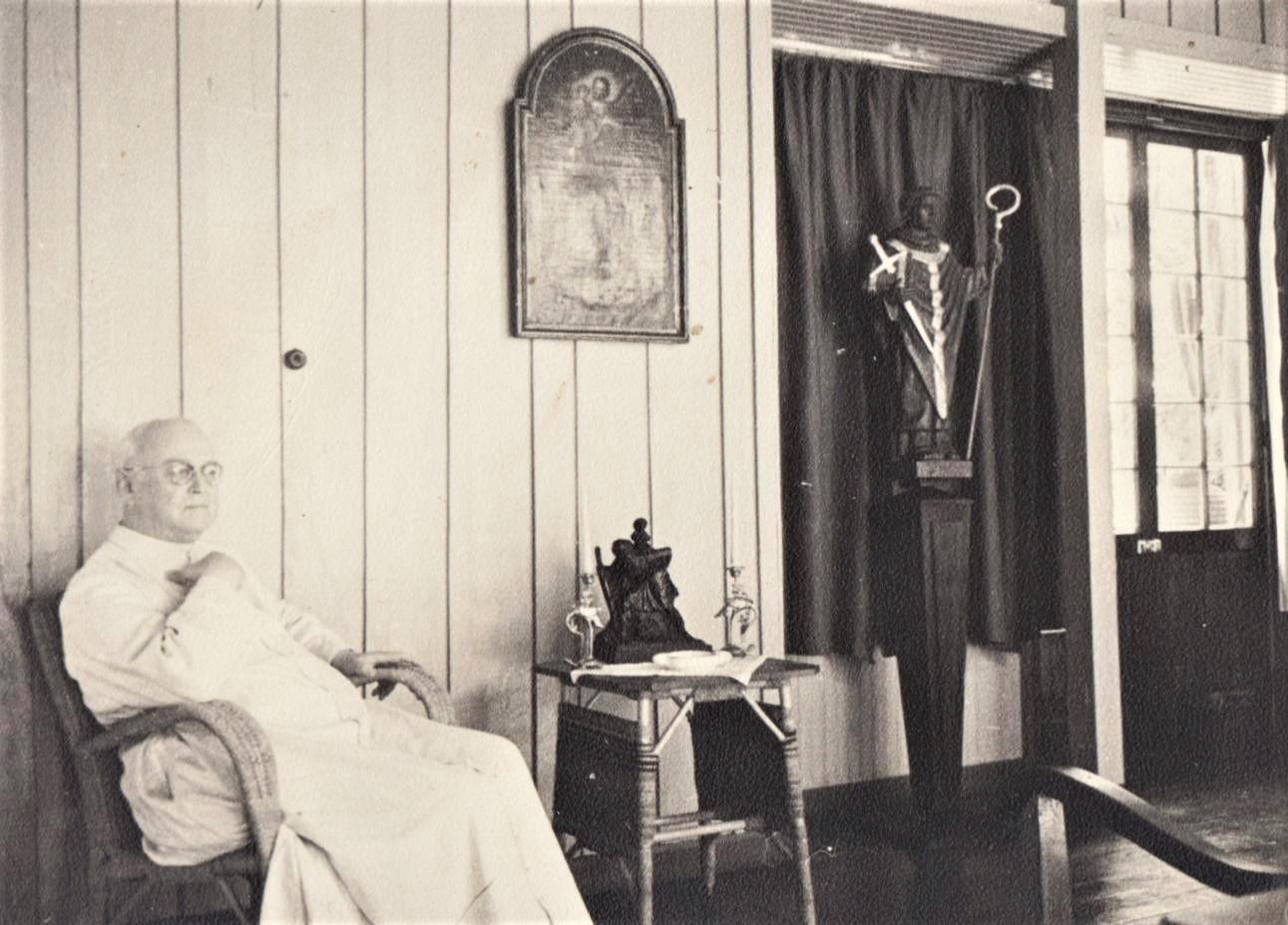 Pioneiro: padre Emílio Clemente Scherer