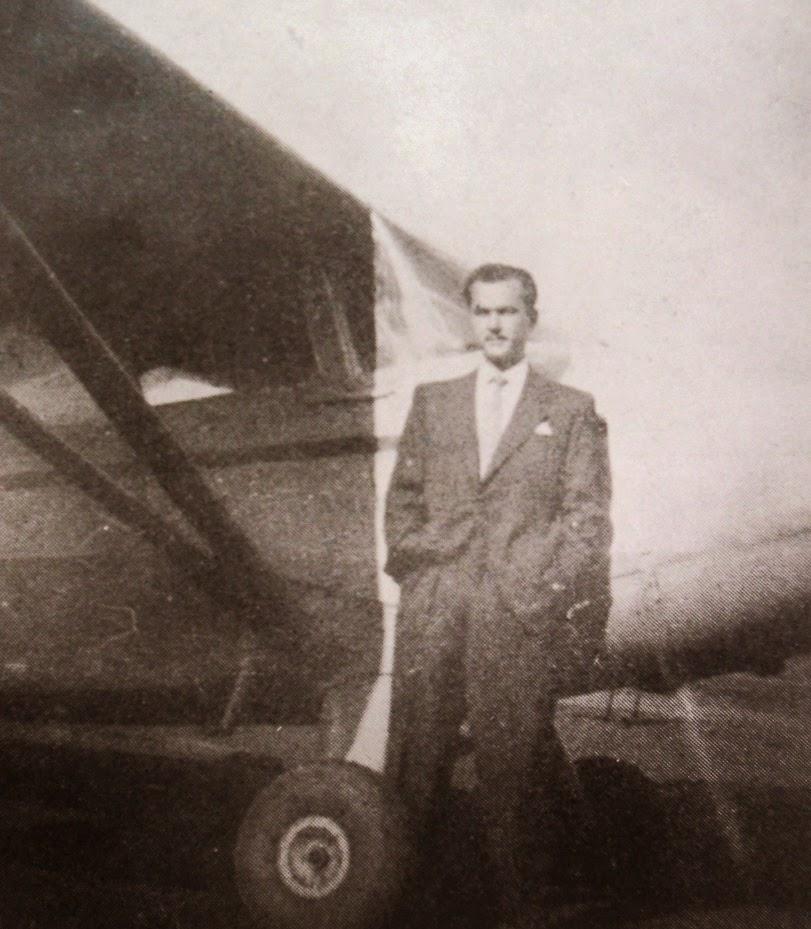 Pioneiro: Jorge Ferreira Duque Estrada