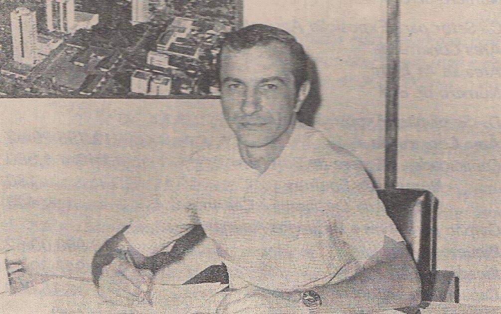 Pioneiro: Luty Vicente Kasprowicz