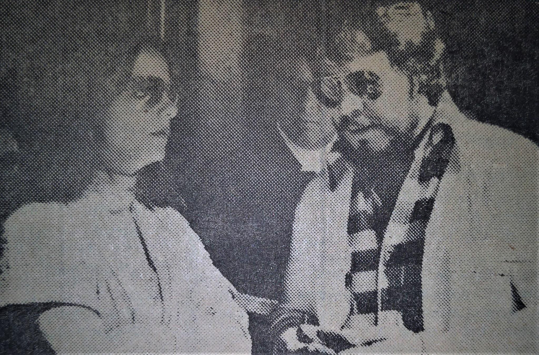 Bruna Lombardi e Joel Cardoso - 1978