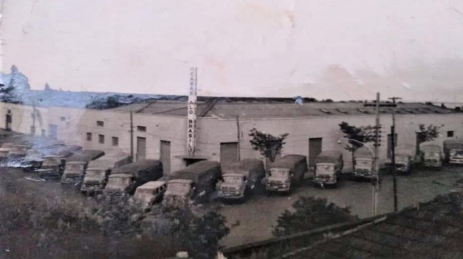 Casas Alô Brasil - 1977