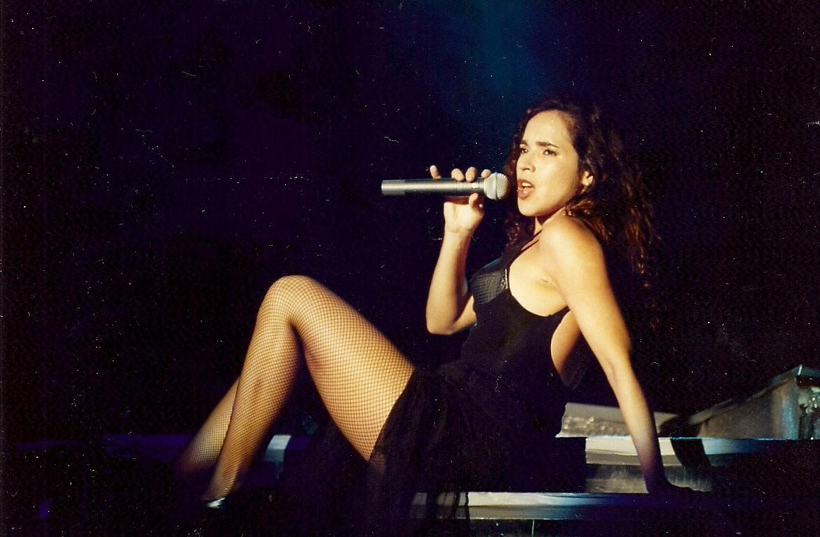 Show da Daniela Mercury - 1994
