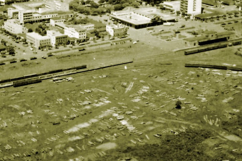 Estoque de Toras - Década de 1960