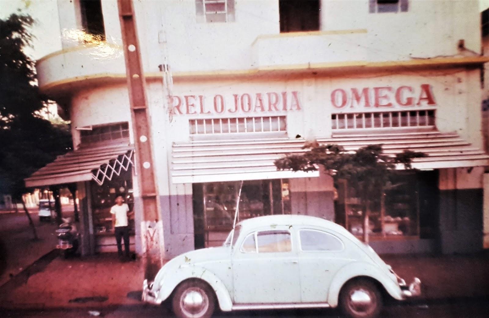 Relojoaria Omega - 1965