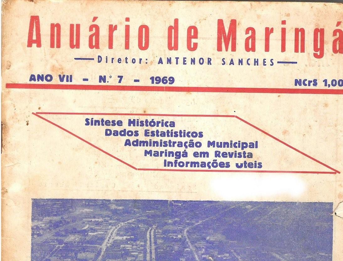 Anuário de Maringá - 1969