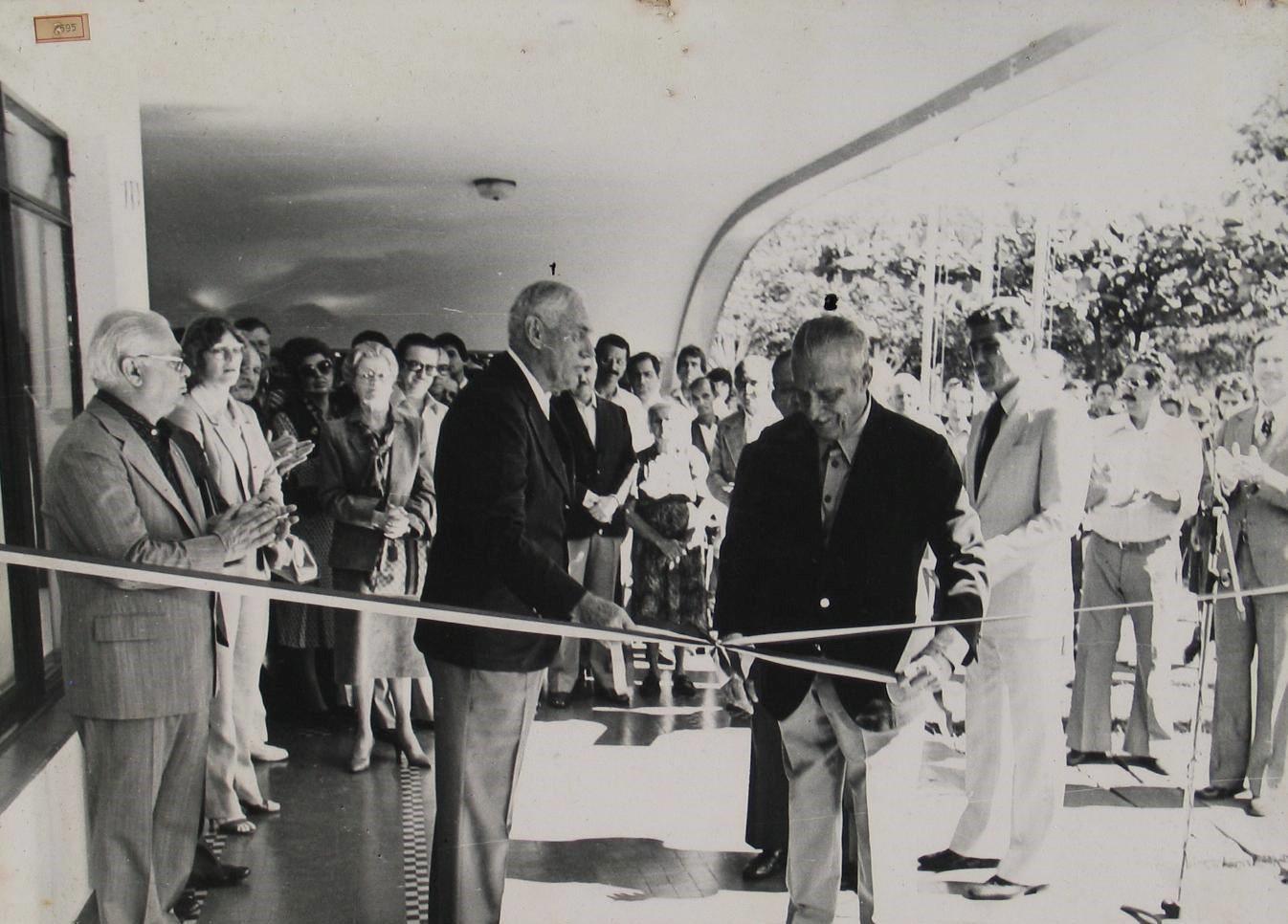 Fundação do Museu Bacia do Paraná - 1982