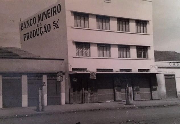 Banco Mineiro da Produção S/A - Década de 1950
