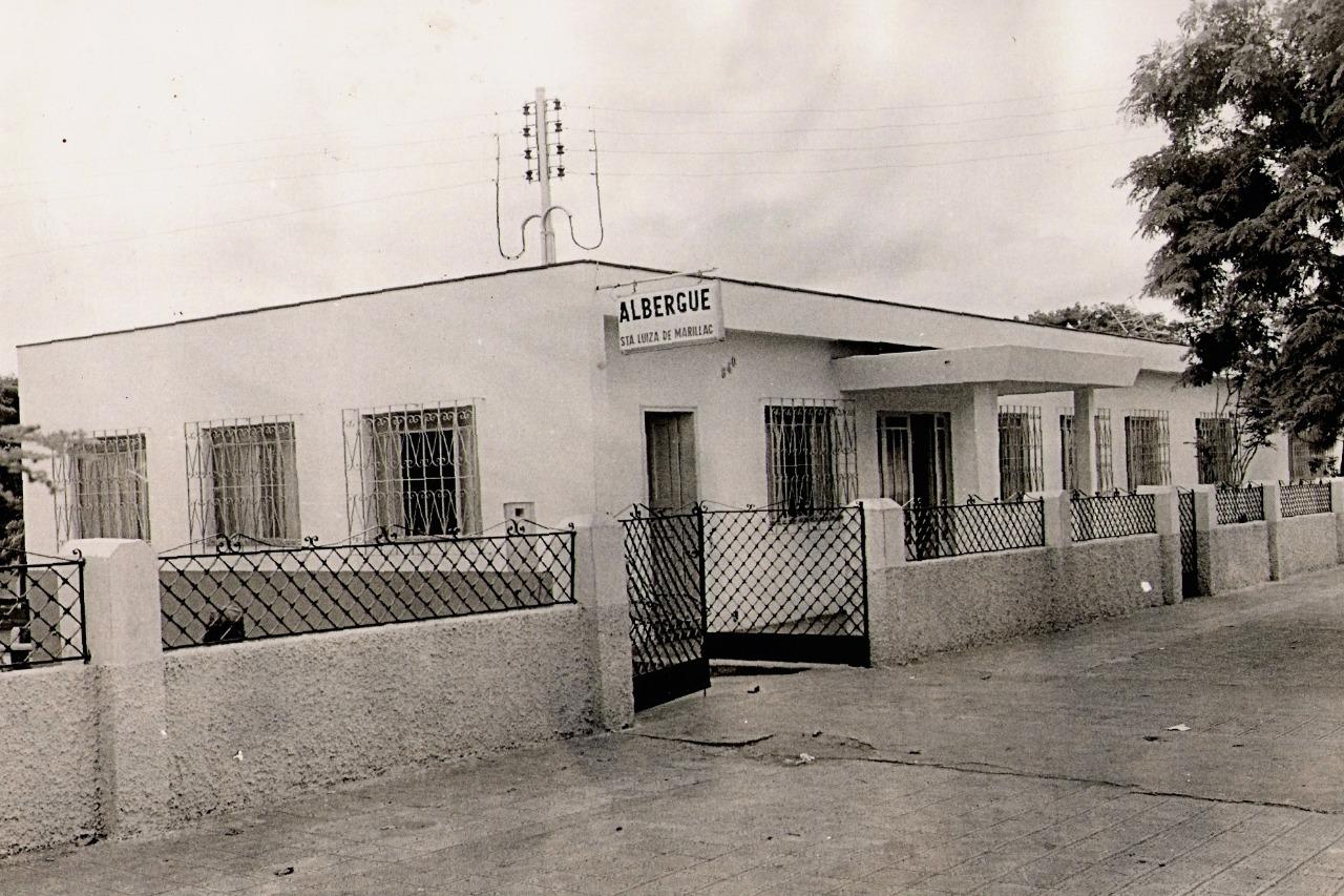 Albergue Santa Luiza de Marillac