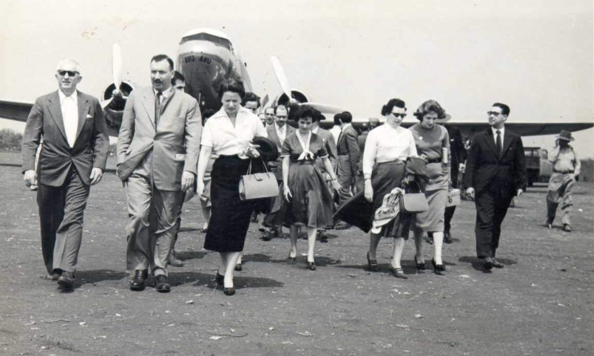 Aeroporto de Maringá - Década de 1950
