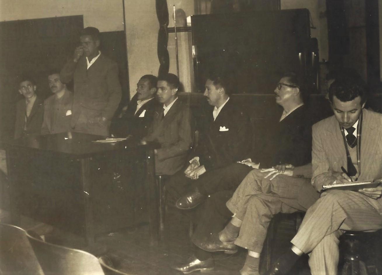 Fundação da Liga de Futebol Regional de Maringá - 1956