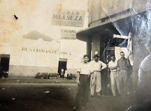 Casas Milaneza - Década de 1950