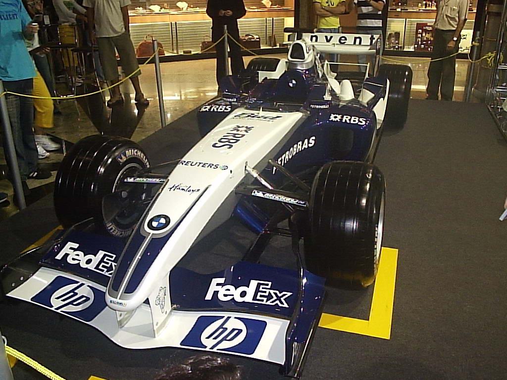 Fórmula 1 no Aspen Park - 2005