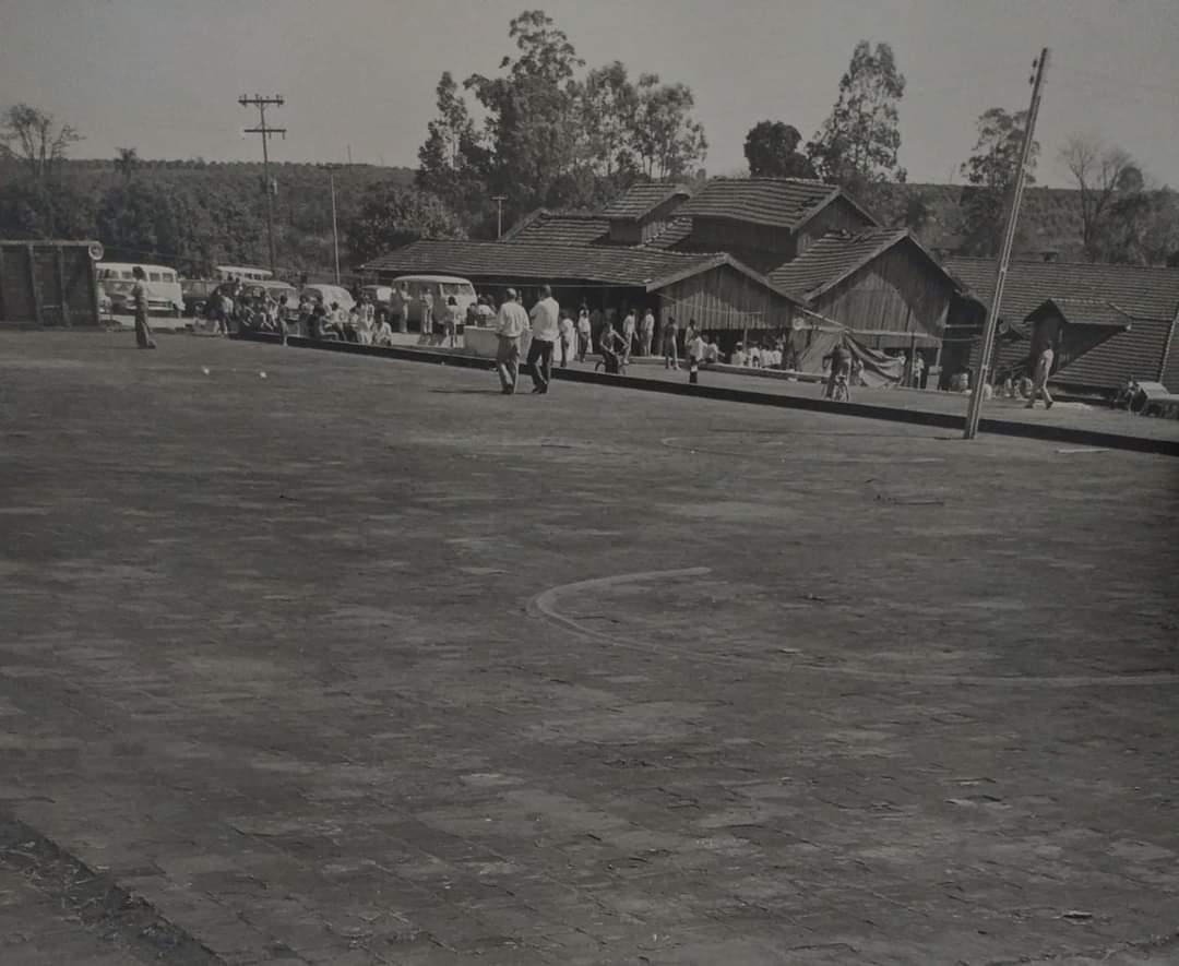 Fazenda Santa Lina - Início dos anos 1960
