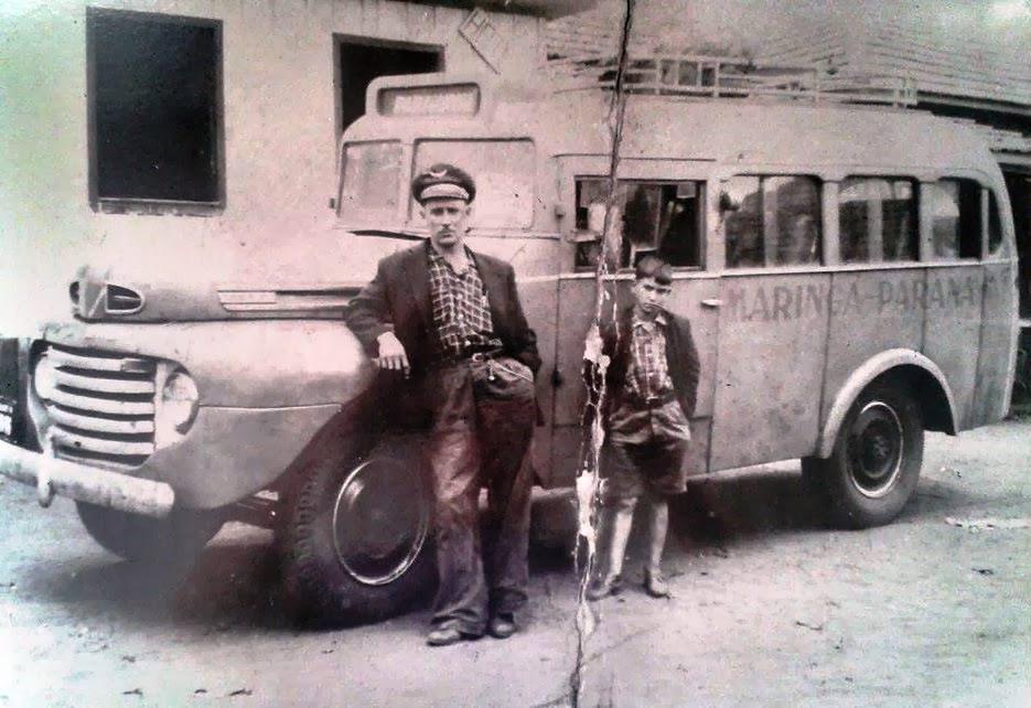 Série: Quem? Onde - Maringá - 1949