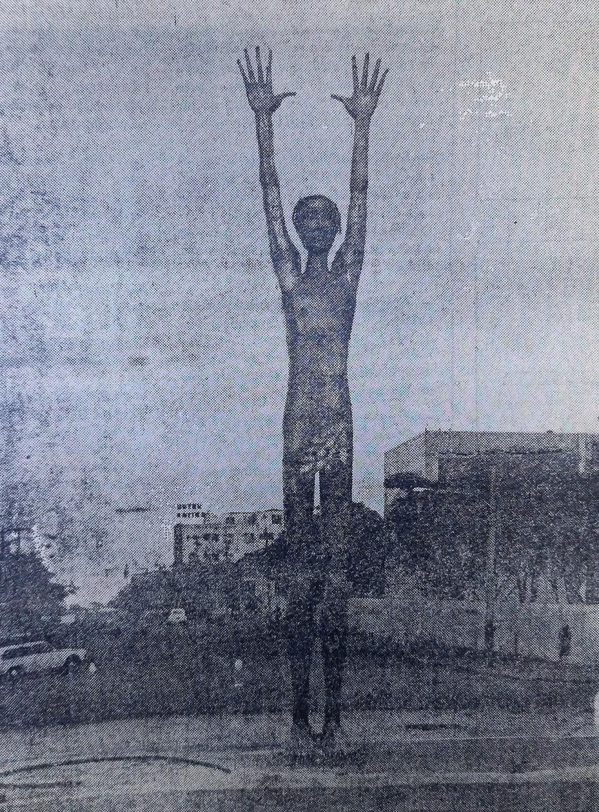 O que pensam do Peladão - Outubro de 1972