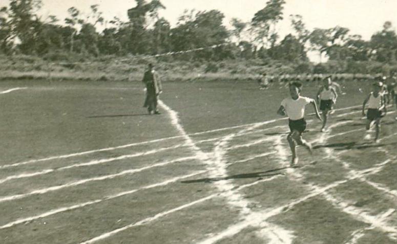 Undokai - Década de 1950
