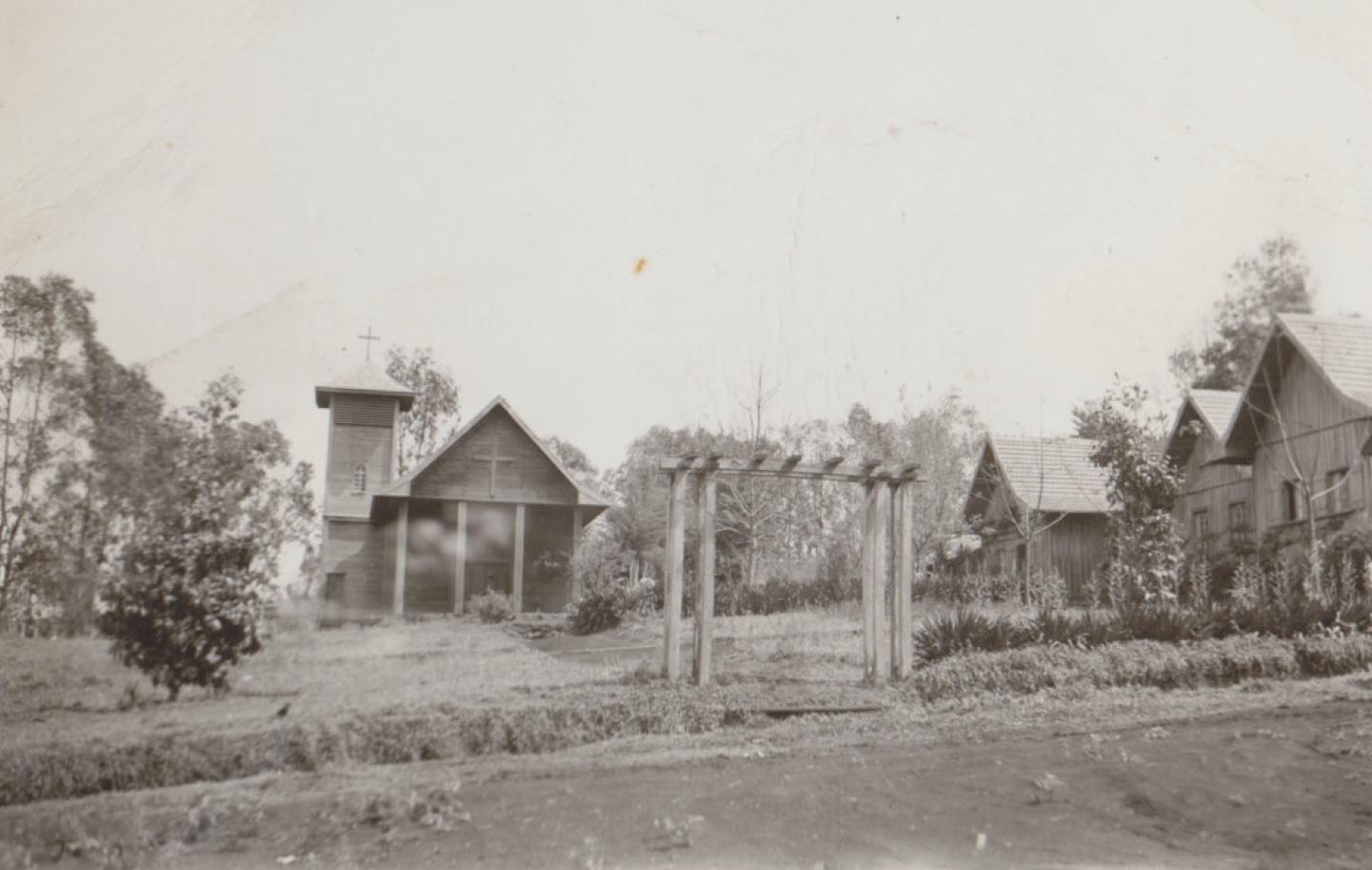 Capela São Bonifácio - Década de 1950