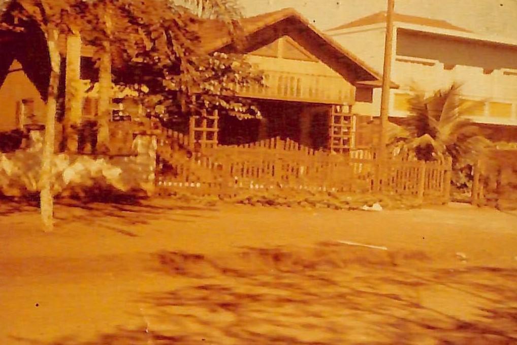 Série: O que? - Avenida Tiradentes - 1950