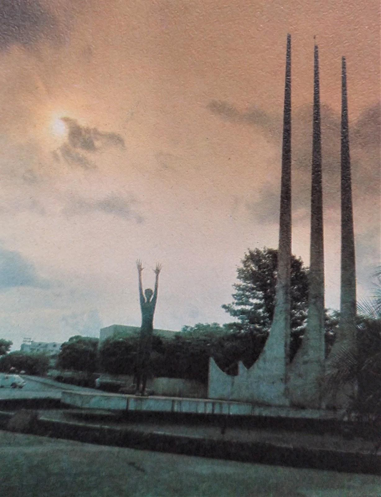 Monumento ao Desbravador - 1980
