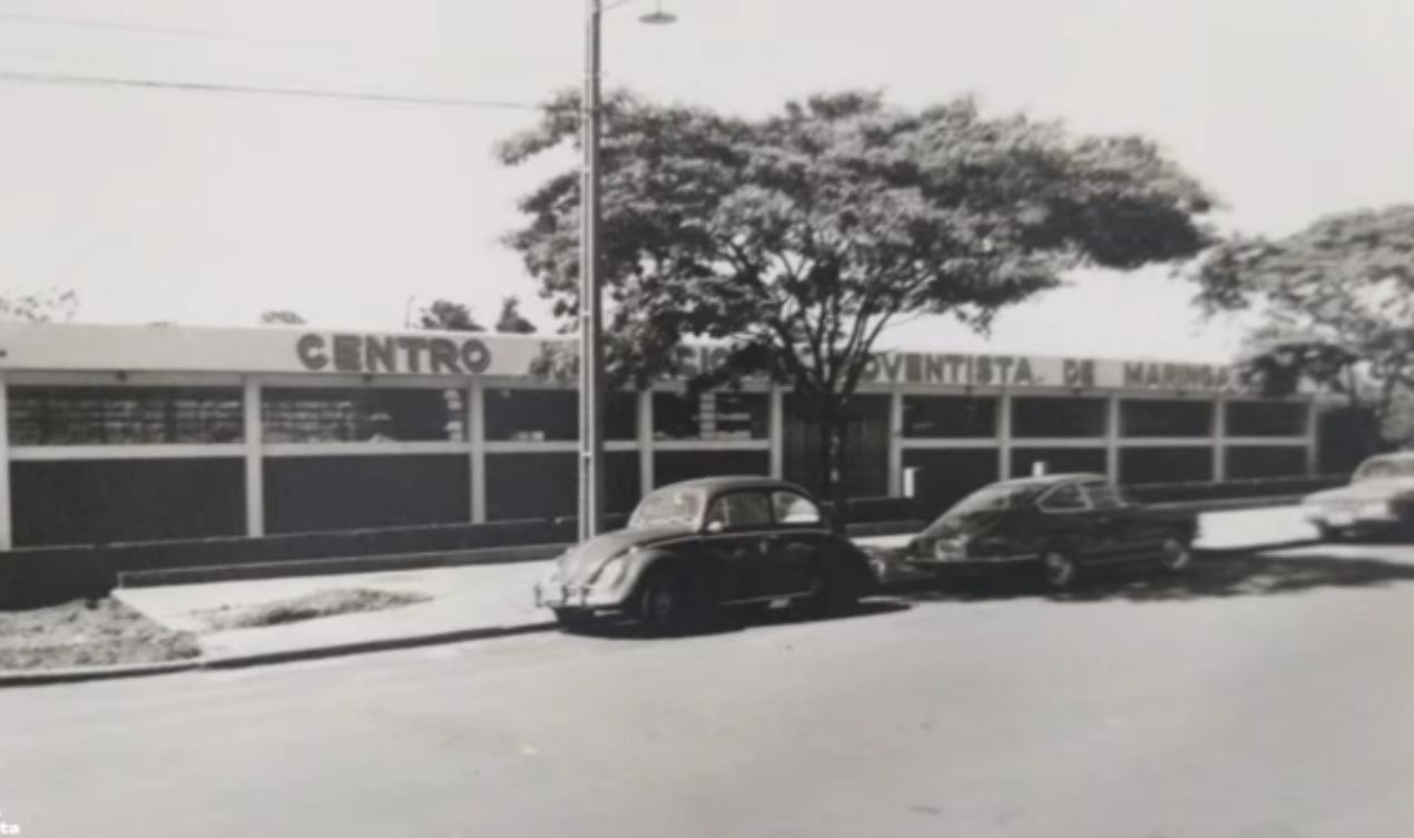 A história do Colégio Adventista de Maringá
