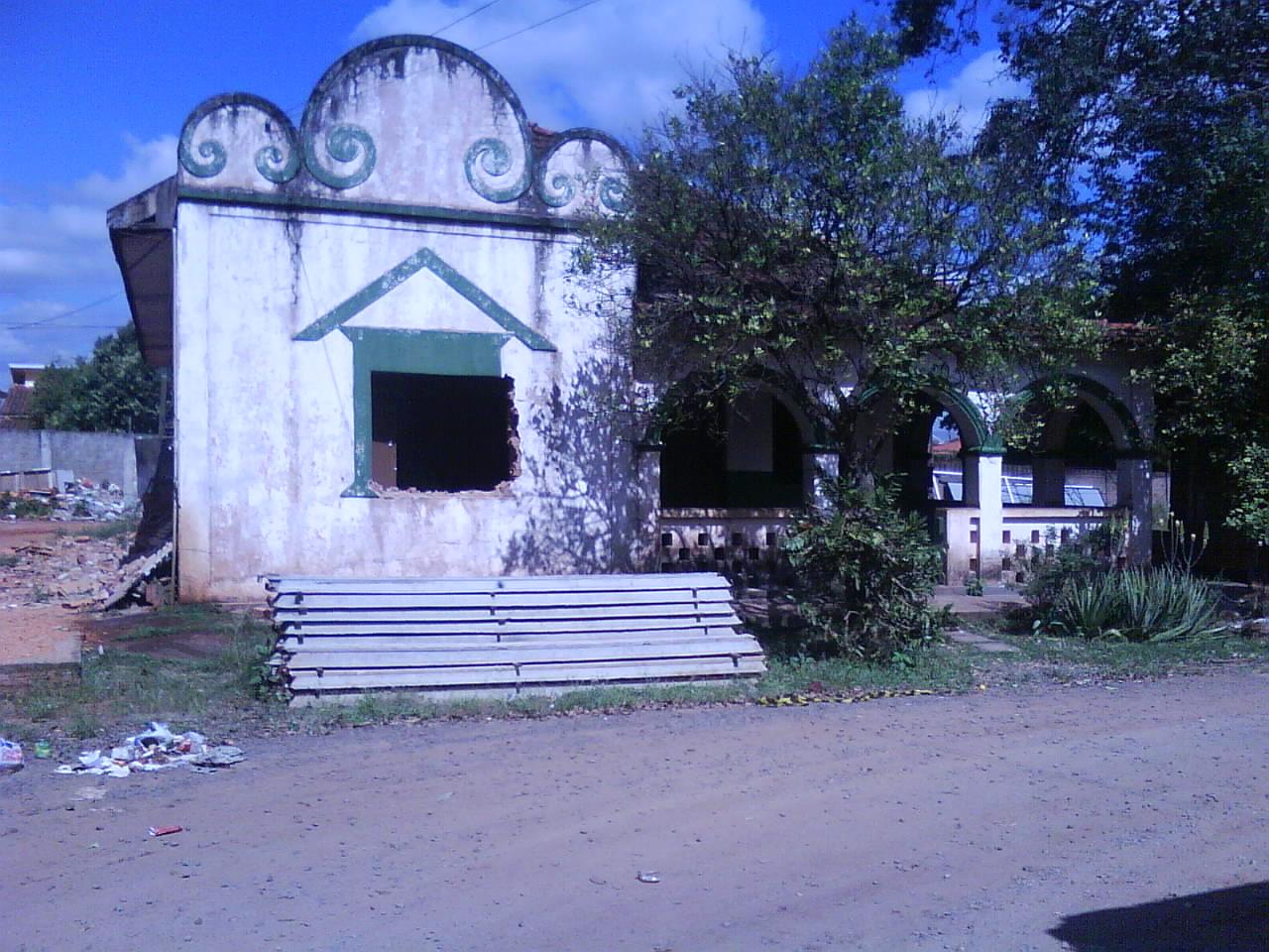 Casa Histórica - Lajes Paraná / Residência de Mitsuzo Taguchi