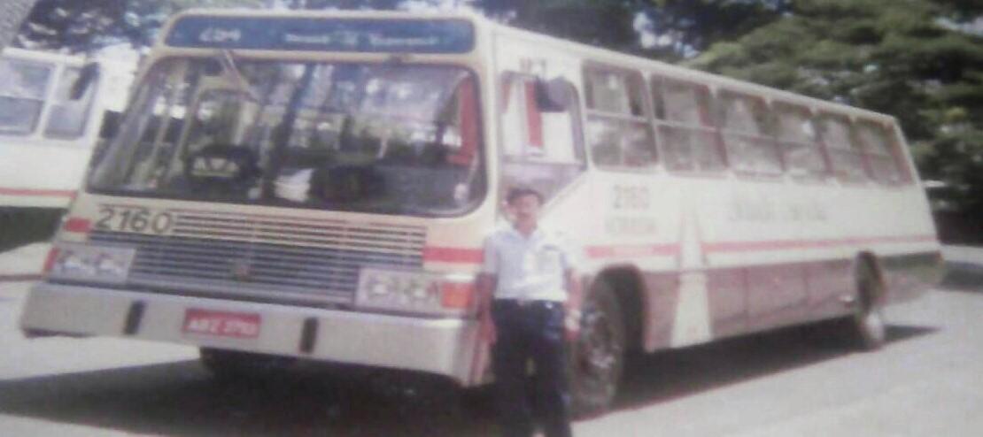 Motorista 115 da TCCC - Década de 1990