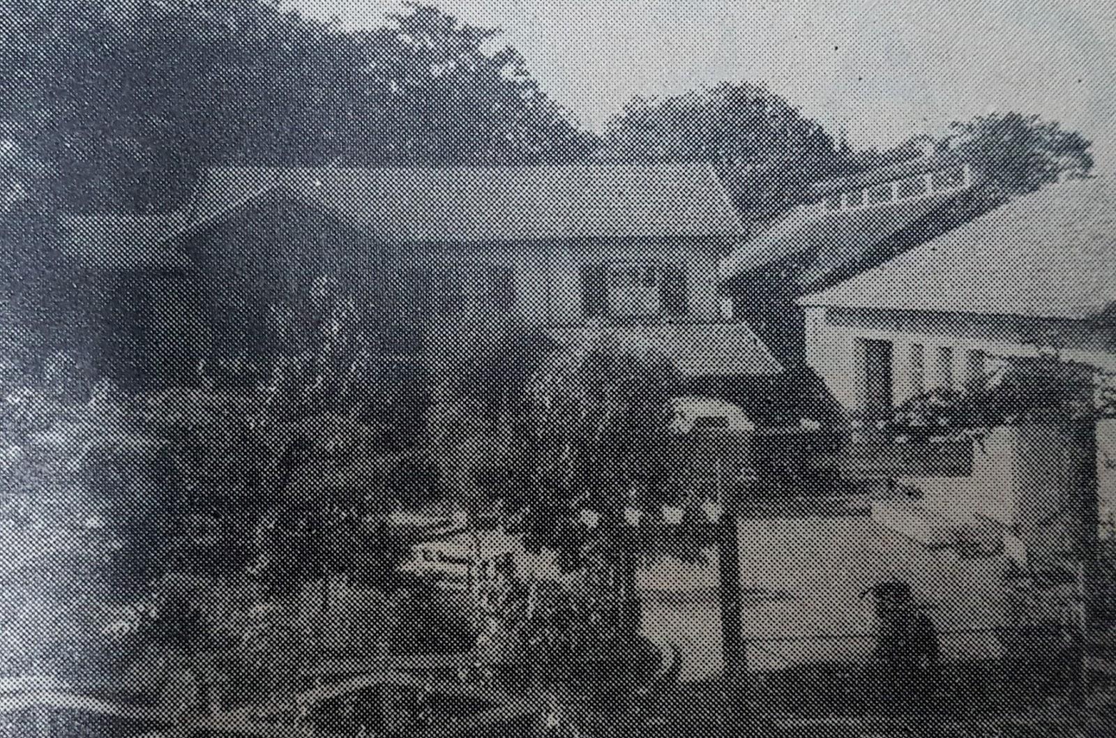 Depósito de Calçados do Sul - 1964