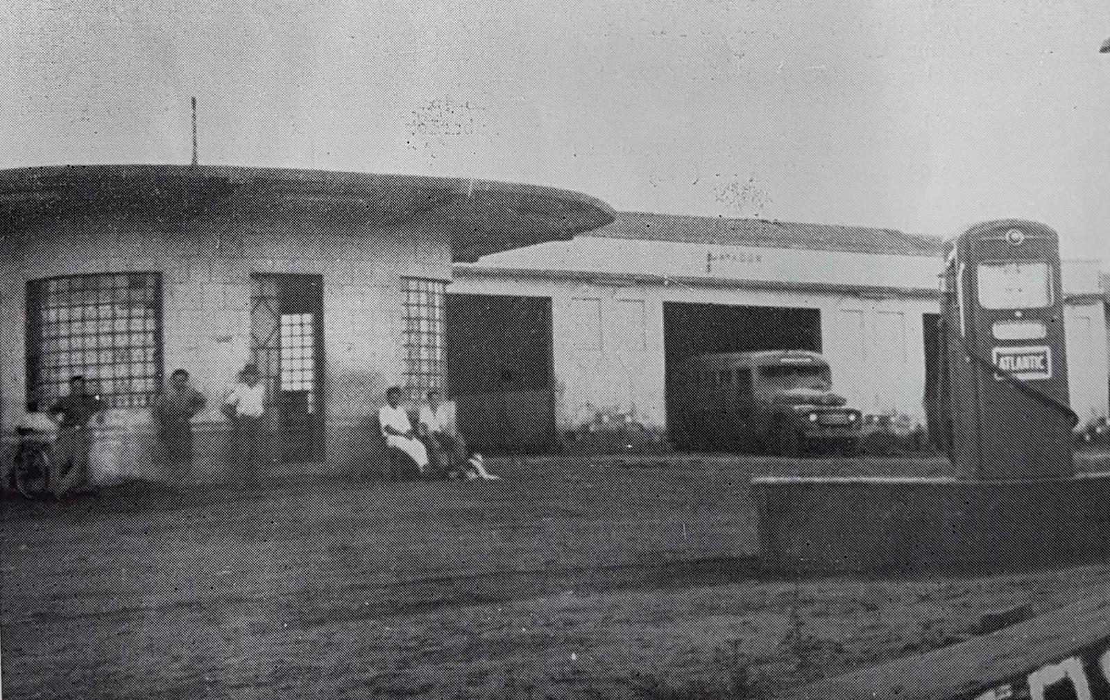 Posto Campanário - 1957