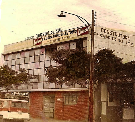 Edifício Cruzeiro do Sul - 1961