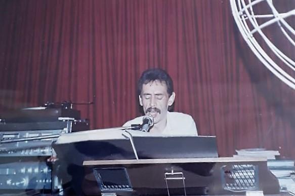 Ary Correia no Sukiyaky - 1985