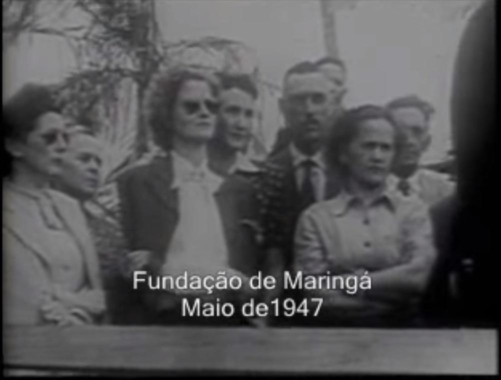 Fundação de Maringá - 10 de maio de 1947