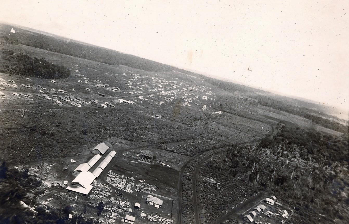 Zona Industrial - Final dos anos 1940