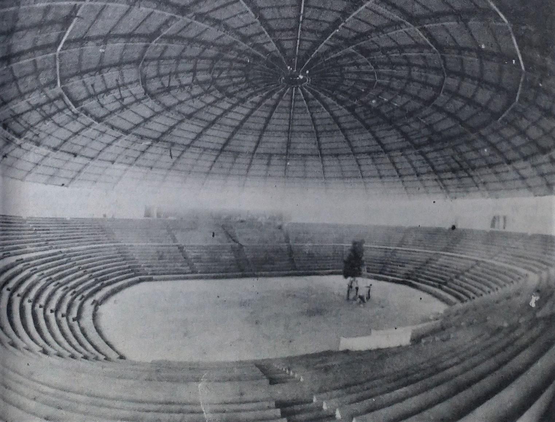 Inauguração da cobertura do Chico Netto - 1975