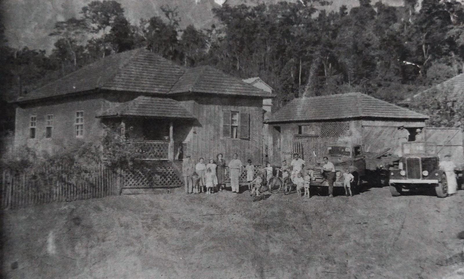 Residência na avenida Mandacaru - 1948