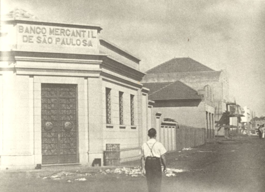 Banco Mercantil de São Paulo S/A - 1949