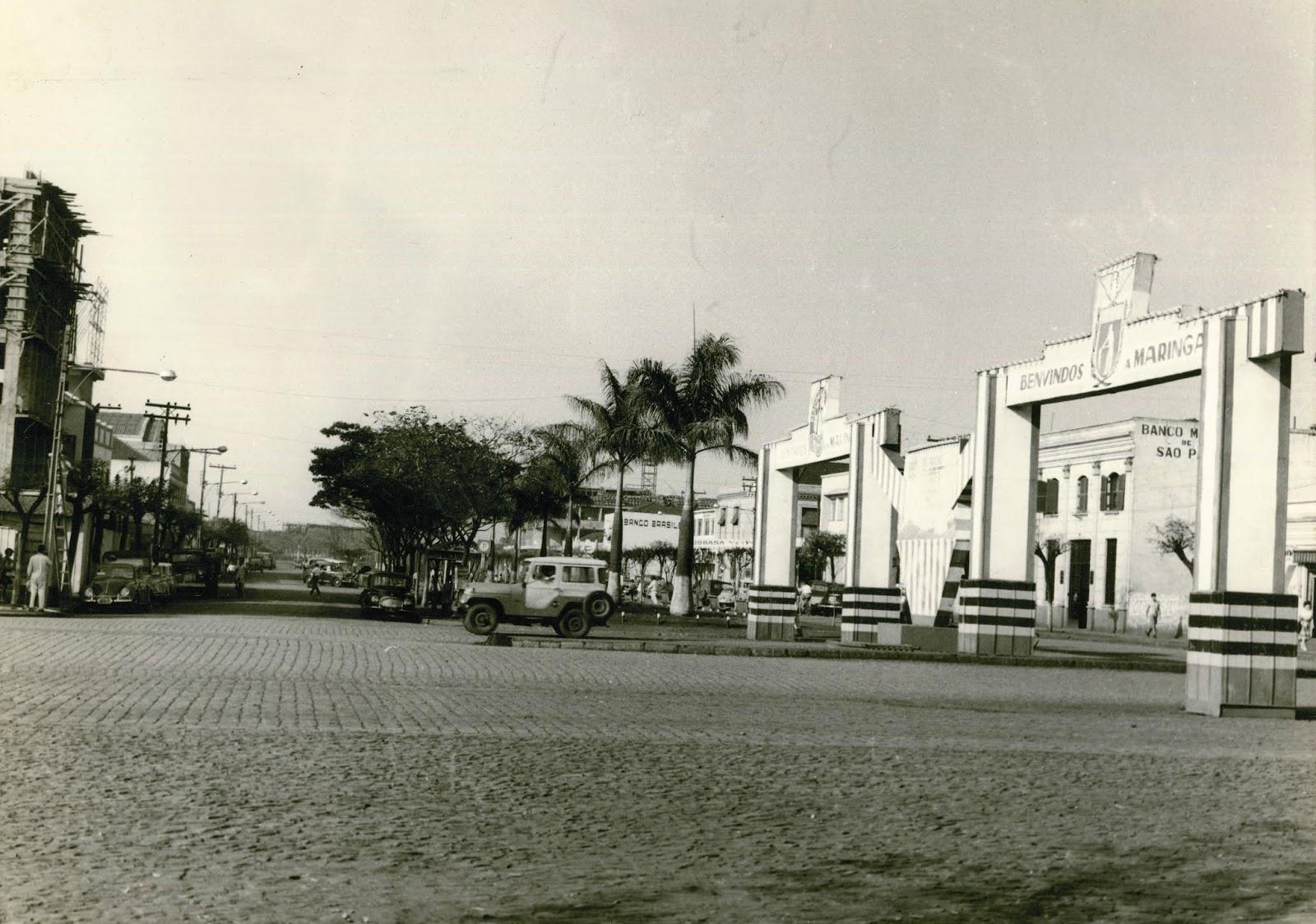 Portais de Maringá - 1963