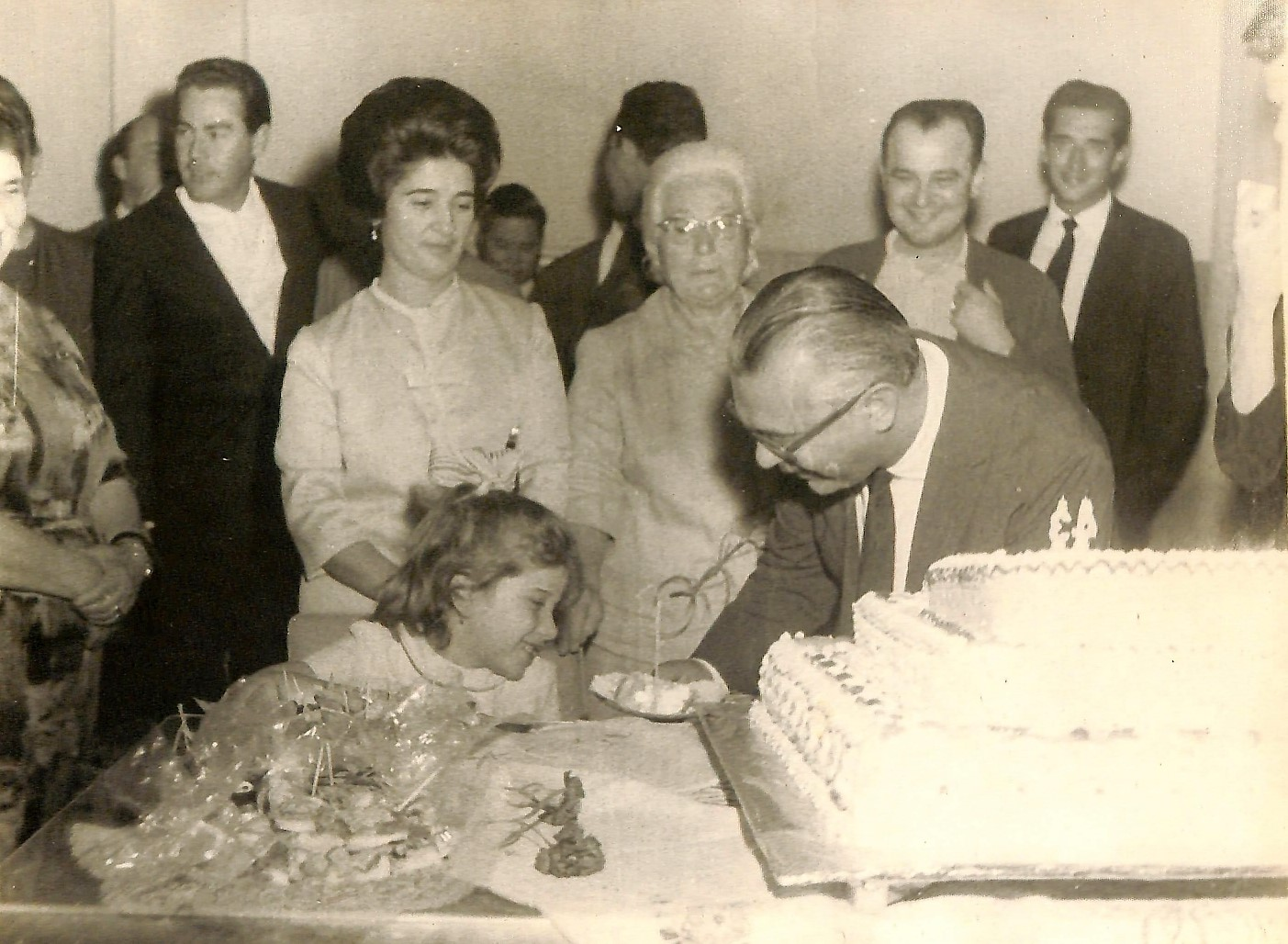 Festa de aniversário de JP - 1964