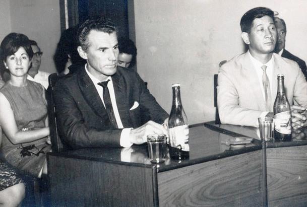 Posse de vereadores - 1964
