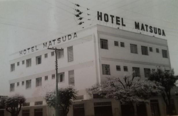 Hotel Matsuda - Década de 1970