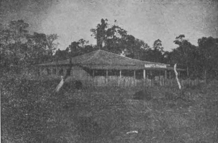 Aero Clube de Maringá - Década de 1950