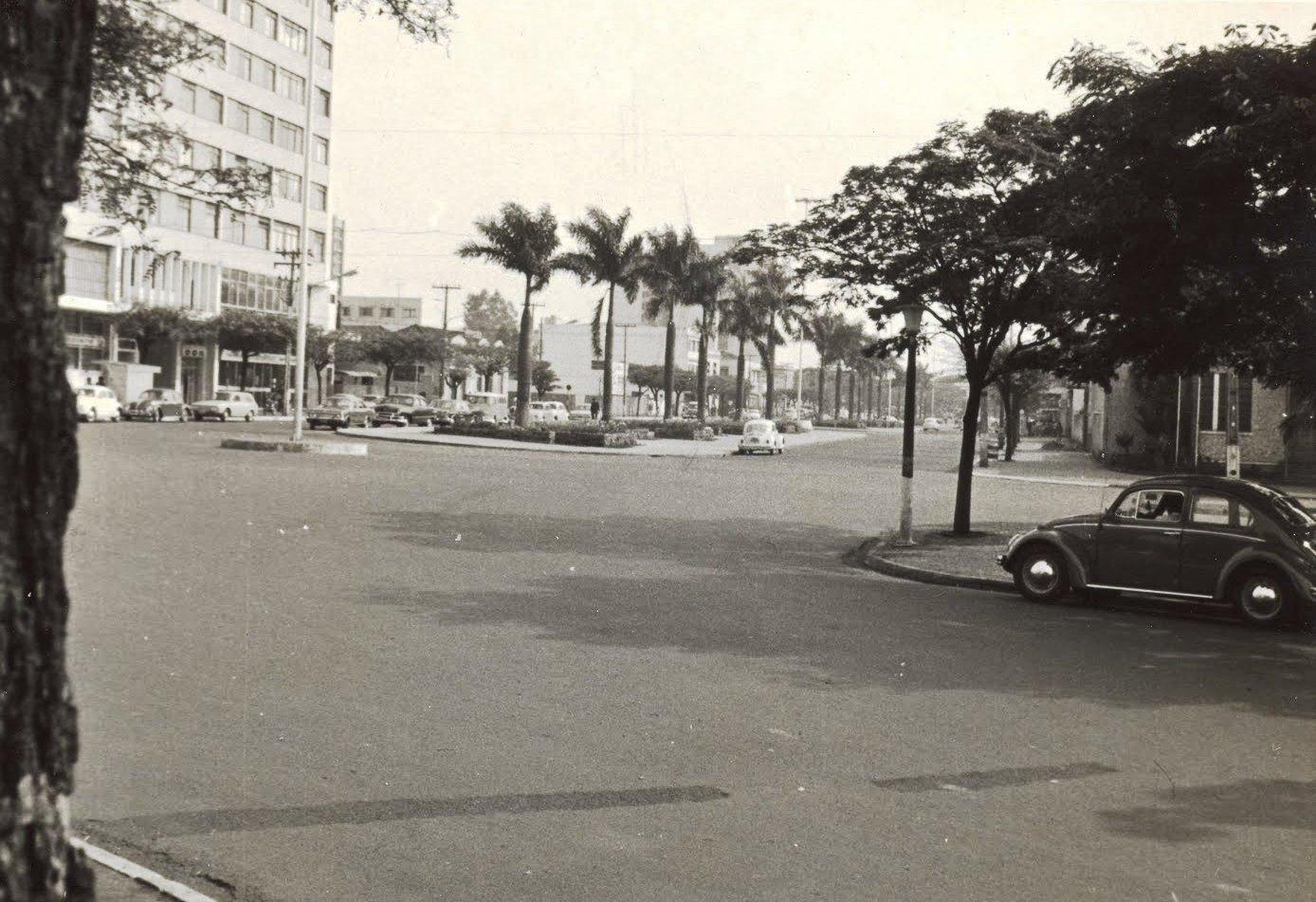 Avenida Getúlio Vargas - Década de 1970