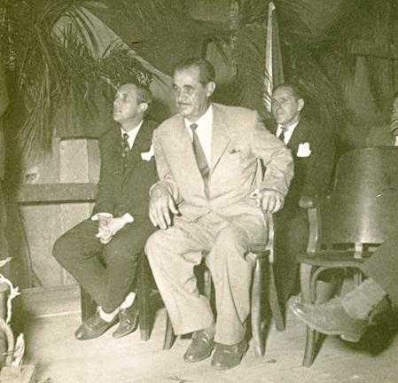 Personagens políticos - 1952