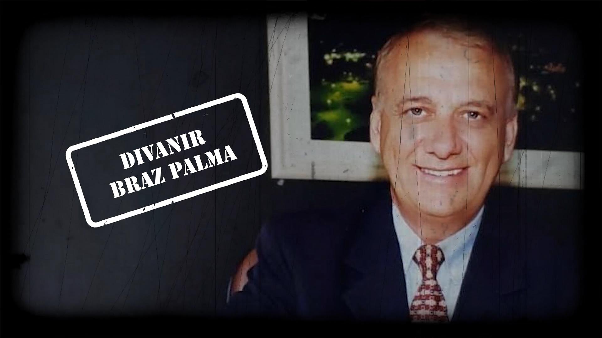 A história de Divanir Braz Palma