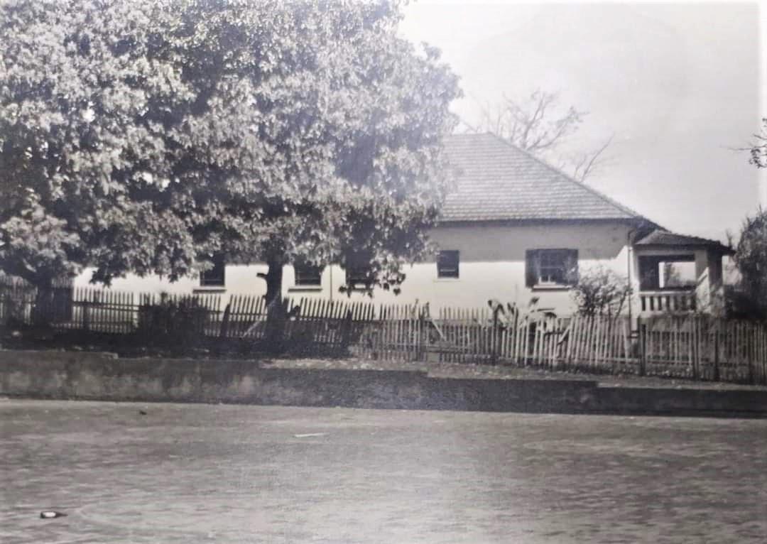 Sede da Fazenda Santa Lina - Década de 1950